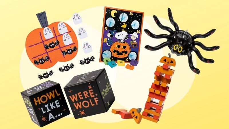 21 Cute Halloween Decorations and Activities for Teachers on a