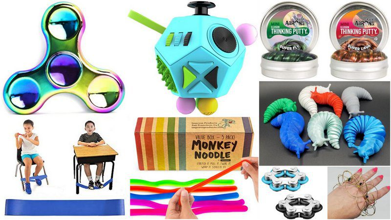 25 Best Fidget Toys and Devices For a More Focused Classroom