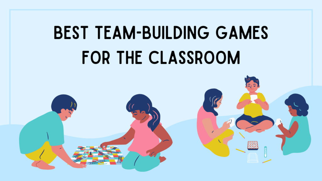 33 Awesome Team Building Games and Activities for Kids