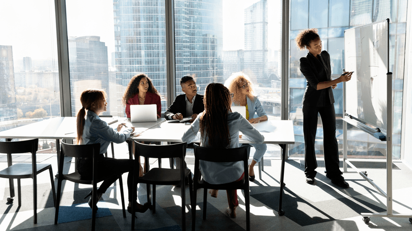 5 Ways In Which Collaborative Training Fosters A Better Work