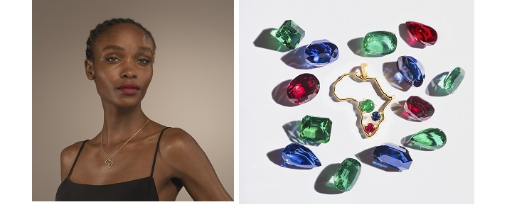 Gemfields pays a charitable tribute to the 'Big Three coloured