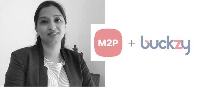 M2P Solutions partner with Canada based Buckzy Payments to enable cross
