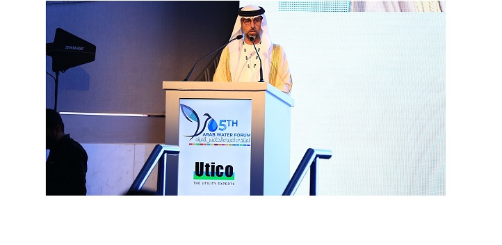 The 5thArab Water Forum ends on high note offering cost effective