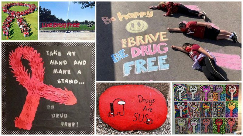 23 Inspiring Red Ribbon Week Ideas and Activities For Schools