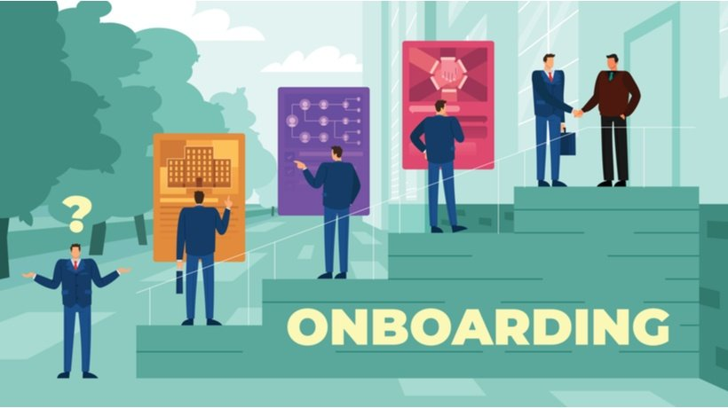 3 Reasons Why A Structured Employee Onboarding Process Makes A
