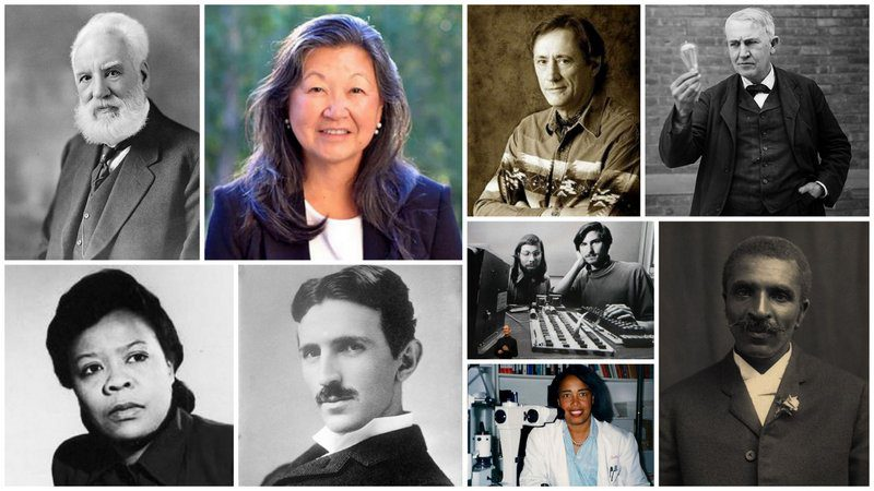 30 Famous Inventors Your Students Should Know