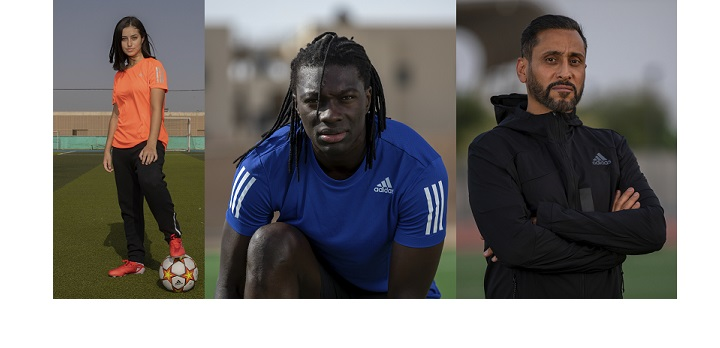 ADIDAS AIMS TO CREATE A MORE INCLUSIVE PLAYING FIELD IN