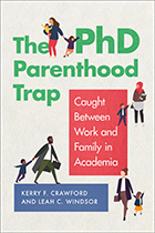Authors discuss their new book The PhD Parenthood Trap