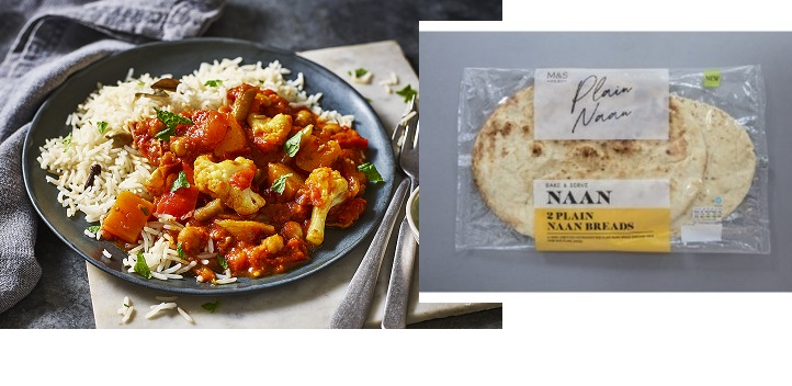 Celebrate the world coming together with Marks and Spencers global