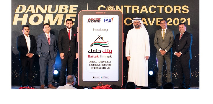 Danube Home announces partnership with First Abu Dhabi Bank……