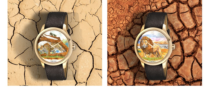 Faberge Reveals the Altruist Wilderness Limited EditionWatch Collection
