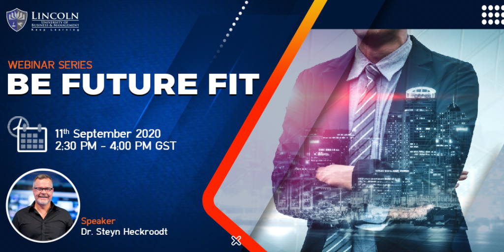 Future proof your career How to be future fit