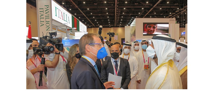 Italy brings 55 companies to present latest innovative solutions that