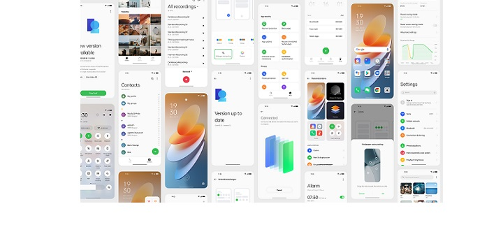 OPPO Launches All New ColorOS 12 Operating System Globally
