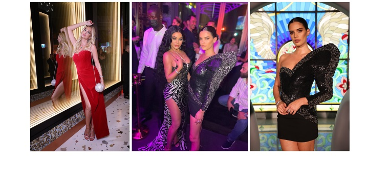 SLS Dubai Celebrates Its Official Opening in Style with Glamorous