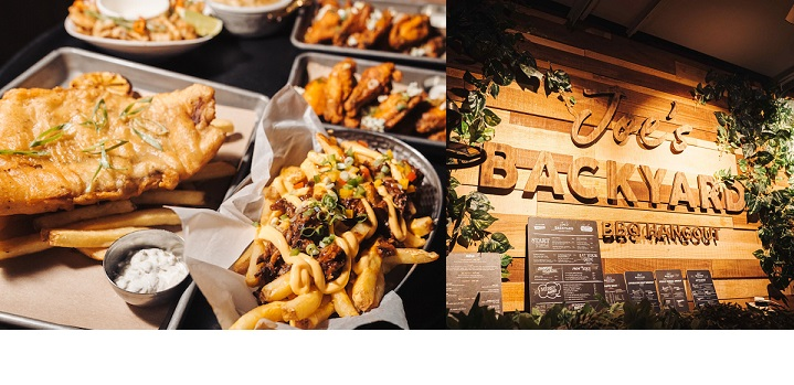 Savour The Last Days Of Summer At Joes Backyard DFC