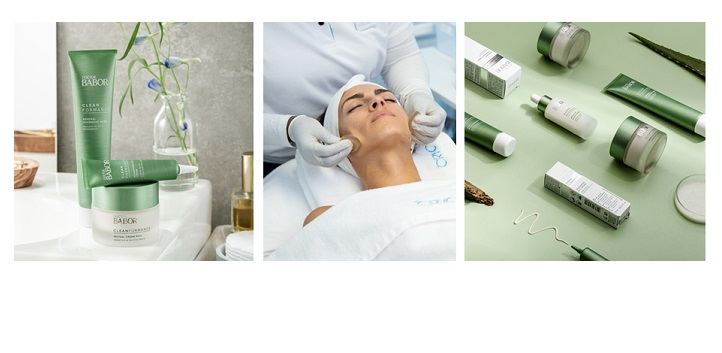 Stay young as°CRYO exclusivelylaunches Doctor BABORs facials and skincare products