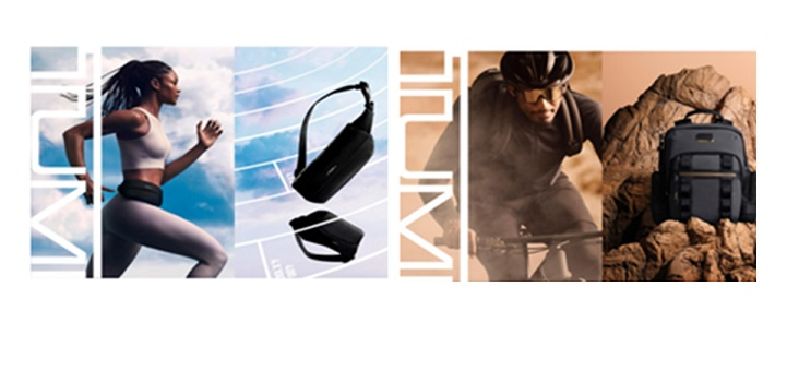 TUMI Introduces MOVE Campaign for Ease of Movement and Functionality