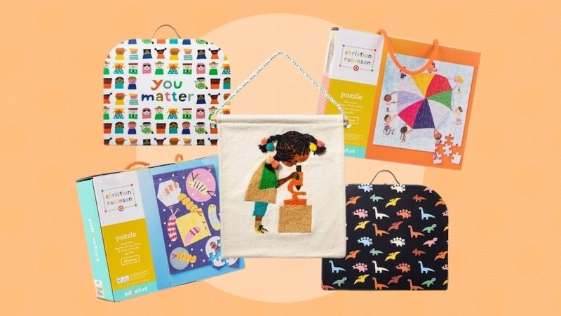 Target Just Dropped New Christian Robinson Products and We Want
