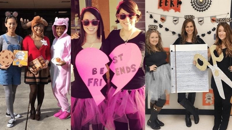 The 31 Best Halloween Costumes for Teachers and Their Work