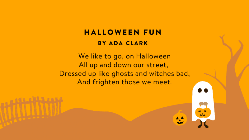 The Best Halloween Poems for Kids and Students of All