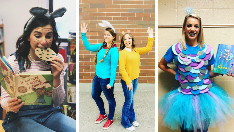 The Best Literary Halloween Costumes for Teachers