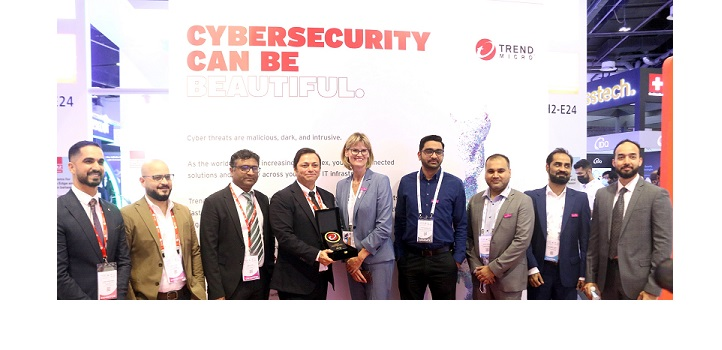 Trend Micro recognizes Al Ghurair for its outstanding dedication to