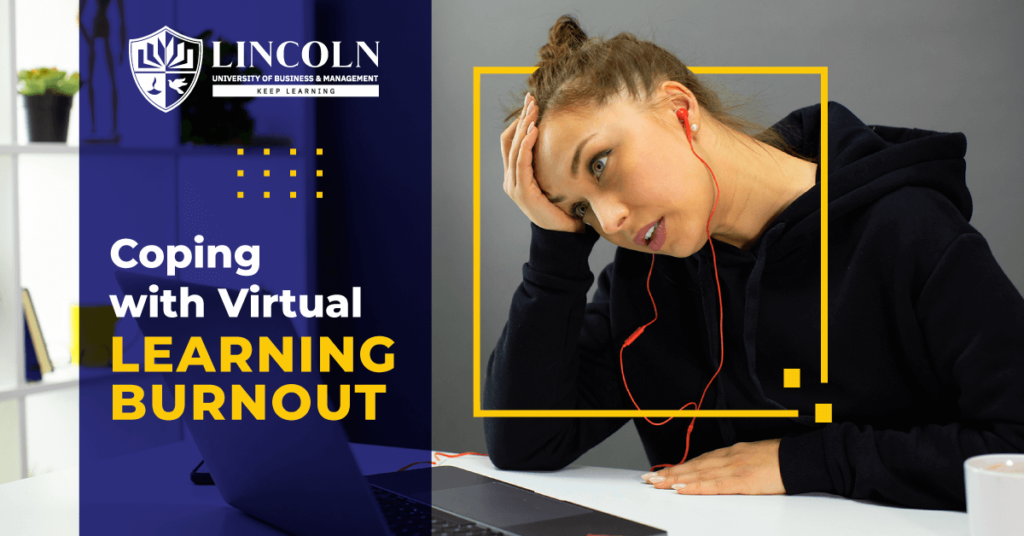 Virtual Learning Burnout How to cope with it Read